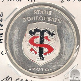 10 EUROS DE 2010