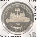 50 GOURDES DE 1977
