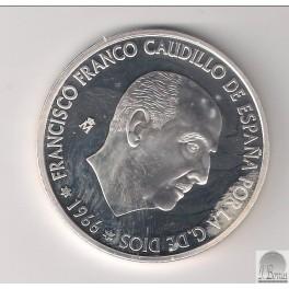 RÉPLICA 100 PESETAS DE 1966