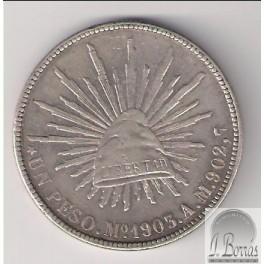 PESO DE 1903