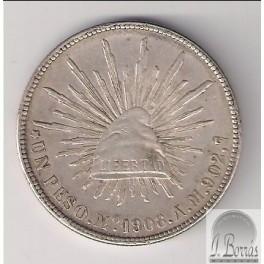 PESO DE 1908