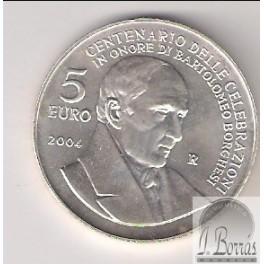 5 EURO DE 2004