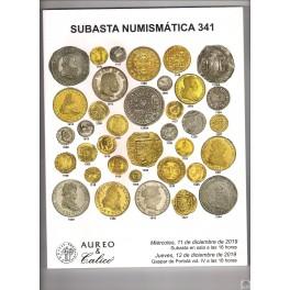 CATÁLOGO SUBASTA 341