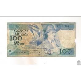 100 ESCUDOS DE 1986