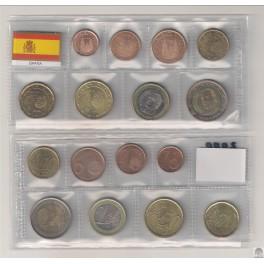 ESPAÑA 2001