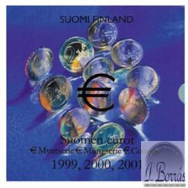 FINLANDIA TRES AÑOS 1999-2000-2001