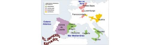 IMPERIO ESPAÑOL EN EUROPA (1474-1825)