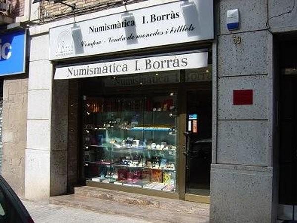 Numismática Borras